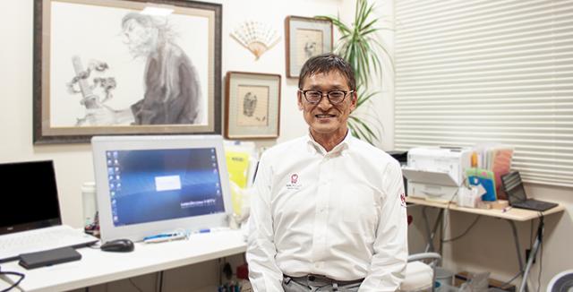 医療法人池岡診療所池岡クリニック院長 池岡清光先生