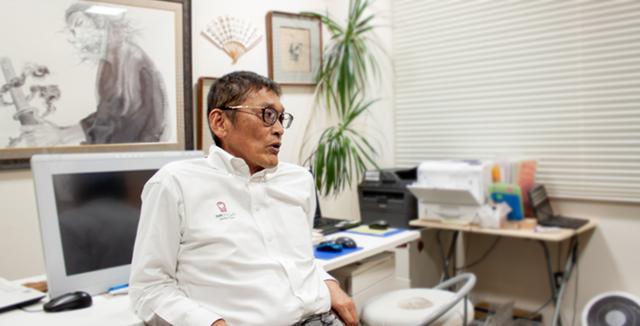 池岡クリニック院長 池岡清光先生